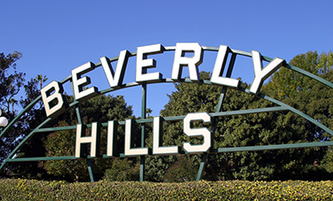 Beverly Hills Location