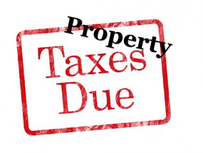 Property Taxes Due - Glen Oaks Escrow