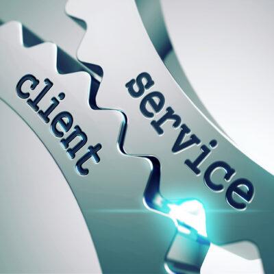 escrow client service