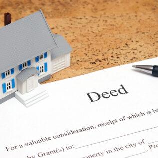escrow property deeds