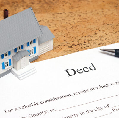 escrow property deeds