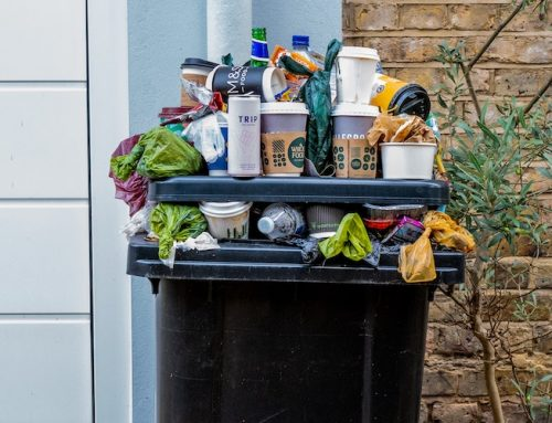 Don't Eat Other People's Garbage: A Few Thoughts From Our President, Jeff Russell