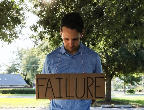 Top Eight Personal Growth Tips #2 – Fail Fast: A Few Thoughts From Our President, Jeff Russell